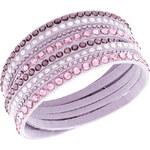 Swarovski Náramek Slake Deluxe Pink 5120639