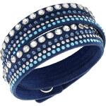 Swarovski Náramek SLAKE ROCK DENIM BLUE 5120235