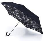 Fulton Dámský skládací deštník Lulu Guinness LG Superslim 2 Roughly Cut Out Spot L718