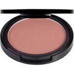Makeup Revolution Matná tvářenka (The Matte Blush) 8,9 g