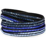 Troli Náramek Wrap 6x Dark Blue