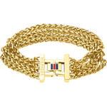 Tommy Hilfiger Řetízkový náramek ve zlaté barvě TH2700614