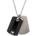 Emporio Armani Pánský náhrdelník s přívěsky EGS1542040