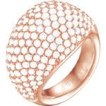 Esprit Třpytivý bronzový prsten ESPRIT-JW50055 Rose
