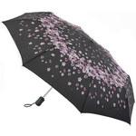 Fulton Dámský skládací plně automatický deštník Open & Close-4 Raining Bloom L346