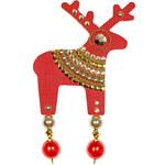 Deers Velký červený jelínek Bernadette II.