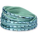 Troli Náramek Wrap 6x Double Turquoise