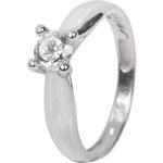 Troli Stříbrný zásnubní prsten 426 001 00401 04
