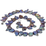 JwL Jewellery Náhrdelník z extravagantních pravých perel JL0139