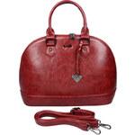 LYLEE Elegantní kabelka Adele Handbag Red
