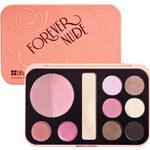 BH Cosmetics Multifunkční paletka Forever nude 22g