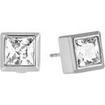 Michael Kors Ocelové náušnice pecky s krystaly MKJ4708040