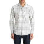 Quiksilver Košile Everyday Check LS Steeple Gray EQYWT03183-SMC2