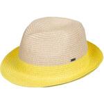 Roxy Slaměný klobouk Monoi Citrus ERJHA03049-YEC0