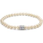 Oliver Weber Luxusní náhrdelník z perel Swarovski Lucent 11619 CRE
