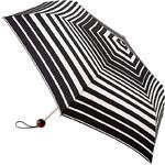 Fulton Dámský skládací mechanický deštník Superslim 2 Bold Stripe L553