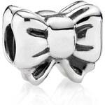Pandora Stříbrný přívěsek Mašlička 791204