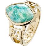 Escada Masívní prsten Turquoise Glow E67031