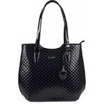 Le-Sands Elegantní černá business kabelka 3094