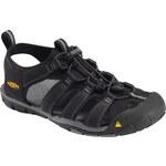 KEEN Pánské sandály Clearwater CNX Black/Gargoyle
