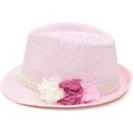Art of Polo Dámský letní klobouk květy - růžová cz16151.4