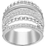 Swarovski Výrazný prsten CLICK 5184551_5123875_5184552
