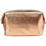 Mi-Pac Cestovní kosmetická taška Wash Bag Metallic 740811-012 Rose Gold
