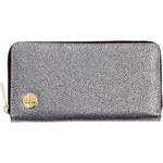 Mi-Pac Elegantní peněženka Zip Purse Pebbled 740450-019 Silver/Black