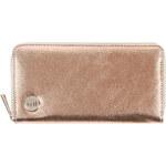 Mi-Pac Elegantní peněženka Zip Purse Metallic 740450-034 Rose Gold