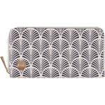 Mi-Pac Elegantní peněženka Zip Purse Art Deco 740450-035 Blush
