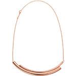 Calvin Klein Bronzový náhrdelník Scent KJ5GPN100100