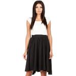 Lecharme Elegantní sukně MOE 083 černá 319