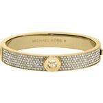 Michael Kors Luxusní pozlacený náramek s krystaly MKJ3998710