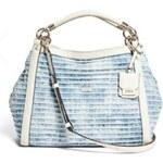 Guess Elegantní kabelka světlý denim DG64200