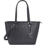 Le-Sands Elegantní černá business kabelka 3175