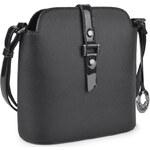 Le-Sands Elegantní černá kabelka 3181