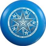 YIKUNSPORTS Frisbee UltiPro-FiveStar blueSparkle