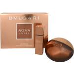 Bvlgari Aqva Amara Pour Homme - toaletní voda s rozprašovačem 100 ml + toaletní voda 15 ml