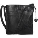 LYLEE Elegantní kabelka April Crossover Bag Black