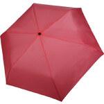 Doppler Dámský skládací mechanický deštník Fiber Havanna Uni - paradise pink 7223632103