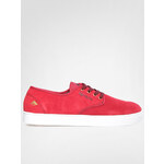 Boty Emerica Laced By Leo Romero (red/gld)