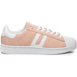 VICES Velmi pohodlné růžové sportovní tenisky na gumové podrážce