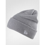 Čepice New Era Orginal Cuff Knit 4 (grey)