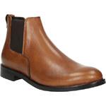 Baťa Dámské kožené Chelsea boots