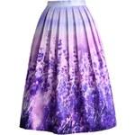 Sukně Chicwish Lavender Midi M