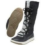 Puma Snow Alpine Boot Shine Wn's černá Boty EUR 36