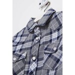 Terranova košile kostkovaná mušelínová