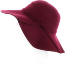 UFG Bordový klobouk Grace