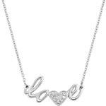 Morellato Ocelový náhrdelník I-Love SAEU01
