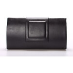 Černé psaníčko-kabelka Royal Style 026 černá